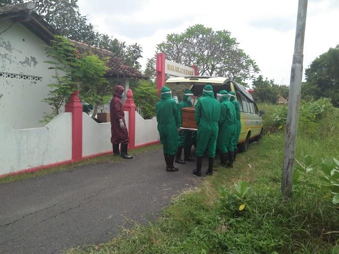 PDP Warga Josenan Kota Madiun Meninggal Dunia