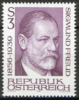 Austria 1981, Sigmund Freud