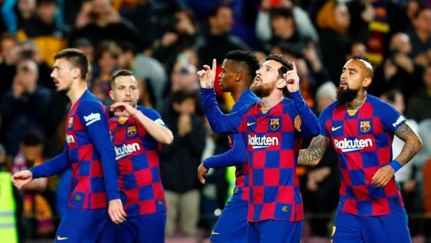 برشلونة يعترض على موعد استئناف الدوري الإسباني
