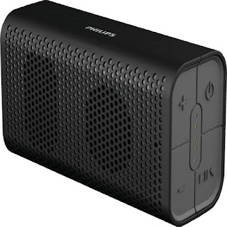Philips Bt 106 Bluetooth Speaker With Built-in Power Bank