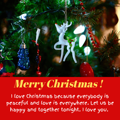 Christmas Wishes Images For Lover