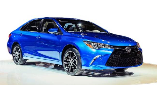 2017 Toyota Camry Xle V6 For