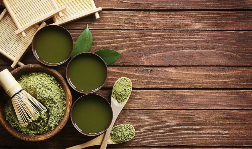 Mascarilla Exfoliante Té Verde Rostro