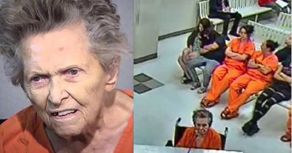 92χρονη σκότωσε τον γιο της επειδή θα την έκλεινε σε γεροκομείο