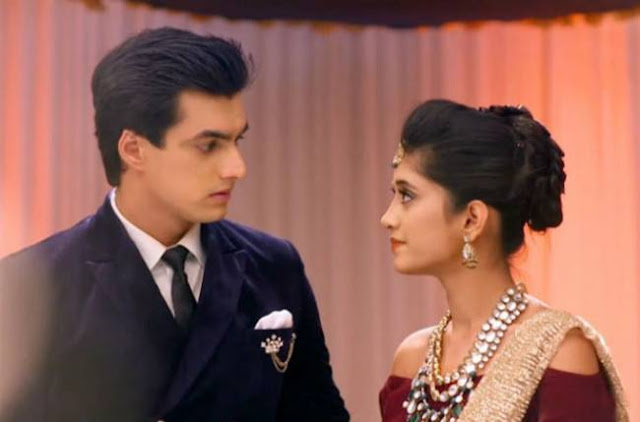 Spoiler Alert : Kartik force Naira for dance competition in Yeh Rishta Kya Kehlata Hai