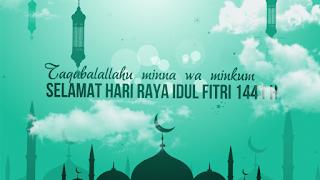 Bumper Idul Fitri
