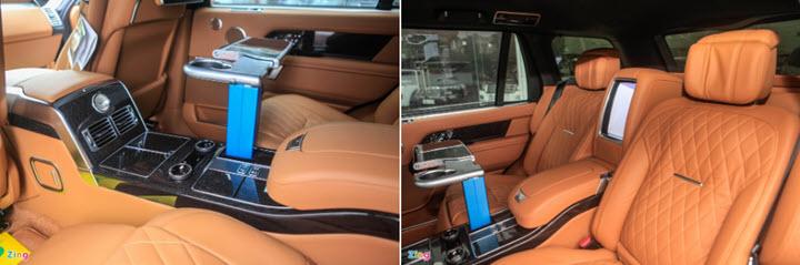 Chi tiết Range Rover SVAutobiography LWB 3.0L 2020 tại VN
