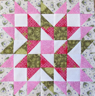B, Annie Quilt Pattern Book