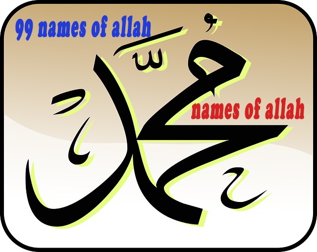 99 names of allah (allah names)The name of Allah mentioned in the Quran