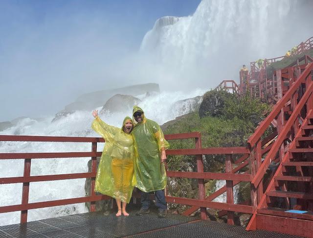 Cave of the Winds Niagara Falls