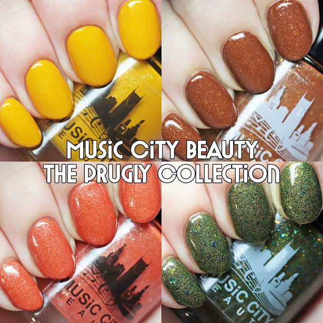 Music City Beauty The Prugly Collection