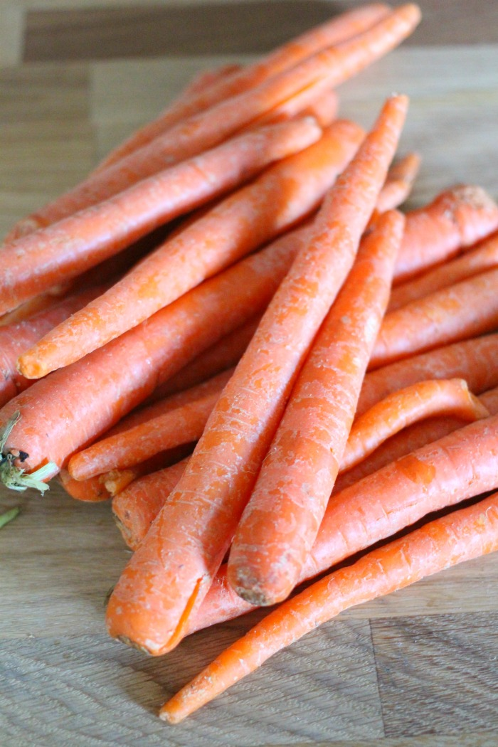 savory carrot recipes