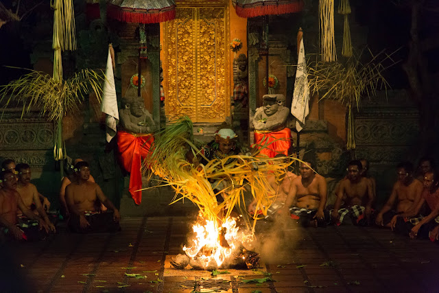 Sanghyang Jaran dance Ubud Bali Things to do