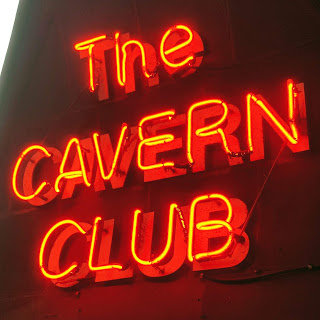 The Cavern Club, not quite where it used to be, but close!
