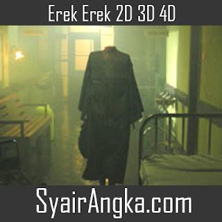 Erek Erek Hantu Jeruk Purut 2D 3D 4D di Buku Mimpi dan Primbon