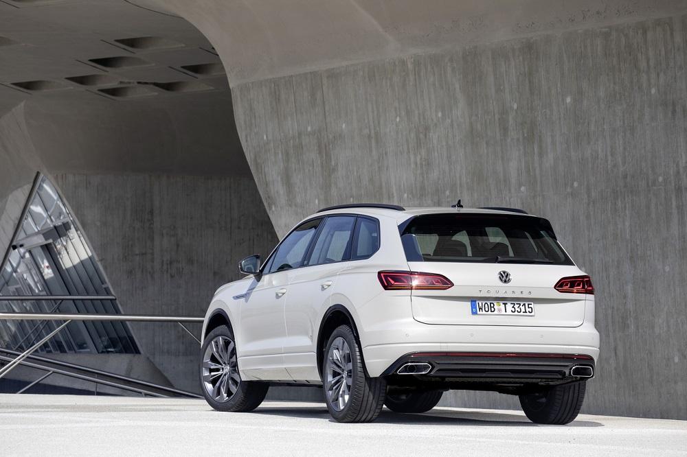 Volkswagen Touareg One Million Edition