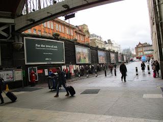 Paddington Station, London