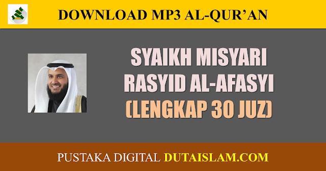 murottal mp3 syaikh mishari rasyid dan abdurrahman sudais
