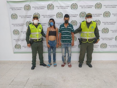Les encontraron armas, drogas y el producto de un robo