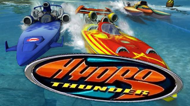 تحميل لعبه سباق المراكب Hydro Thunder