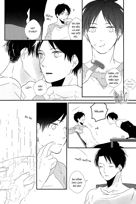 Trang 13 - [Pure Emerald] - Nước chảy đá mòn (Riren) (- Kiro (Kouko)) - Truyện tranh Gay - Server HostedOnGoogleServerStaging