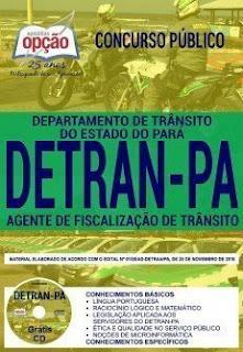 Download Apostila DETRAN PA 2019 PDF - Agente de Fiscalização de Trânsito