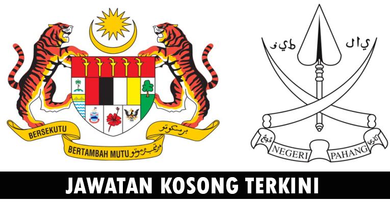Kekosongan Terkini di Kerajaan Negeri Pahang
