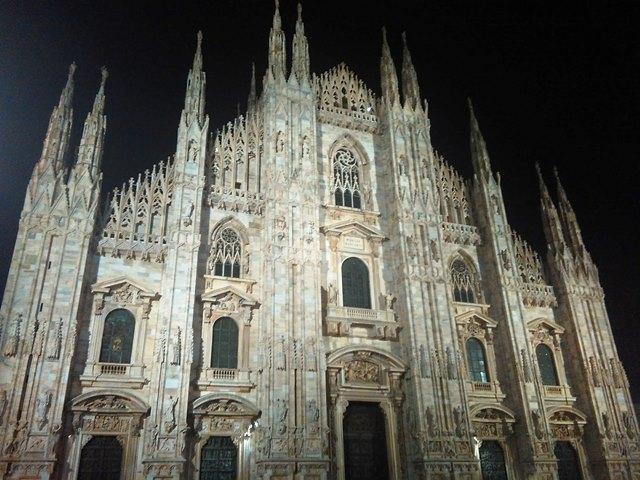 Milão no outono