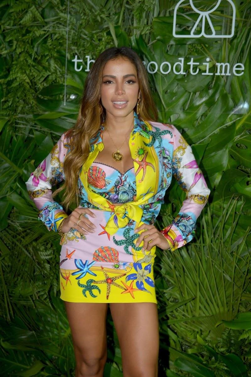 Anitta Clicks at Inter Miami CF Season Opening Party 16 Apr-2021