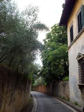 florence toscane galileo galilei balade