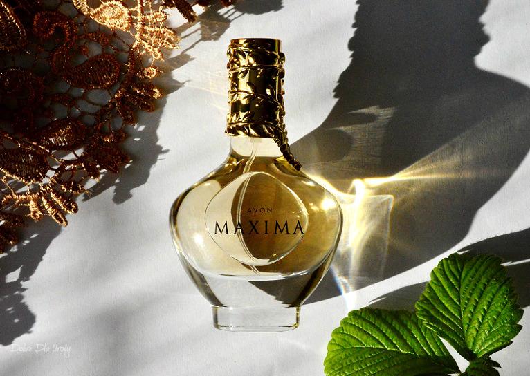 Woda perfumowana dla Niej Avon Maxima - recenzja