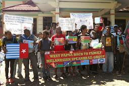 AMP Komite Kota Yogyakarta Gelar Aksi Damai