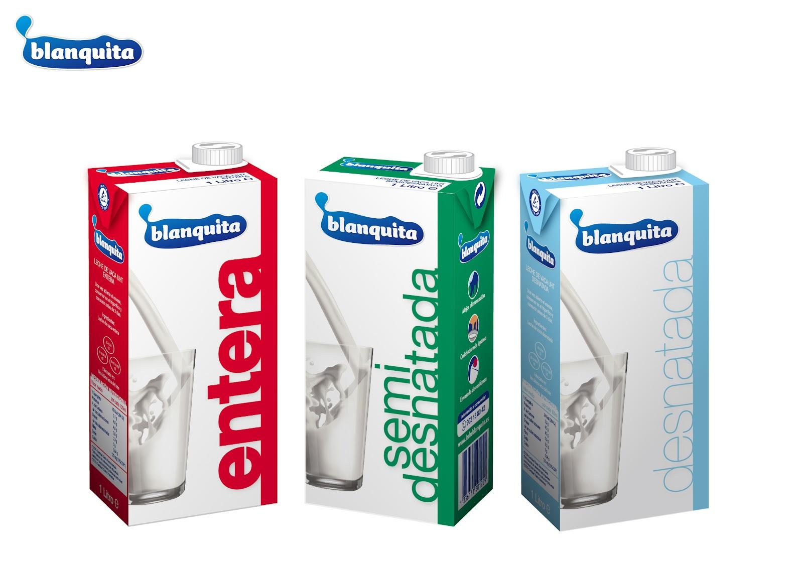 álvaro Redondo: Packaging Cajas De Leche
