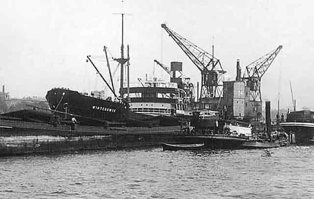 SS Winterswijk, torpedoed and sunk by U-432 on 10 September 1941 worldwartwo.filminspector.com