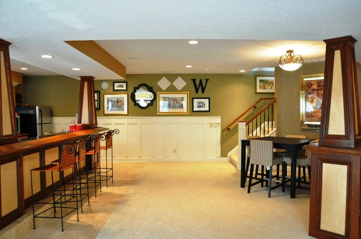 best basement wall paint colors