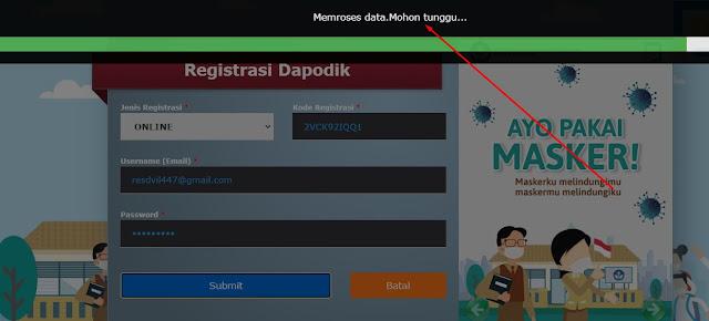 Cara Install, Download, Registrasi Aplikasi Dapodik 2021 Terbaru Rilis Semester 1 Ganjil Tahun Ajaran 2020/2021 Semua Sekolah Diminta Menata Pendataan Dapodik