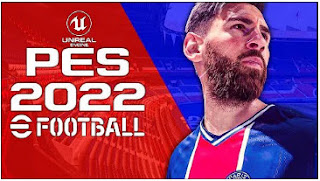 Download Update eFootball PES 2022 PPSSPP PSG Edition New Hair And Face HD Graphics & Latest Transfer
