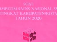 Download Soal KSN IPS SMP Tahun 2020 Tingkat Kabupaten