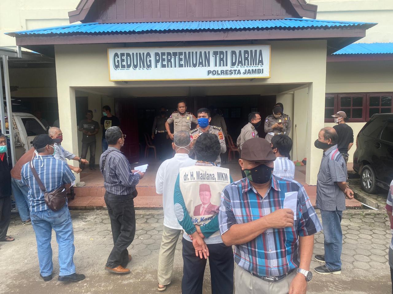 Satlantas Polresta Jambi Bersama Pihak BRI Laksanakan Kegiatan Peduli Keselamatan dan Pencegahan Covid-19