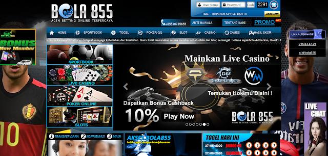 Situs Judi Bola Terbesar Di Asia   Bola855