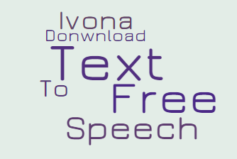 ivona text to speech pc download