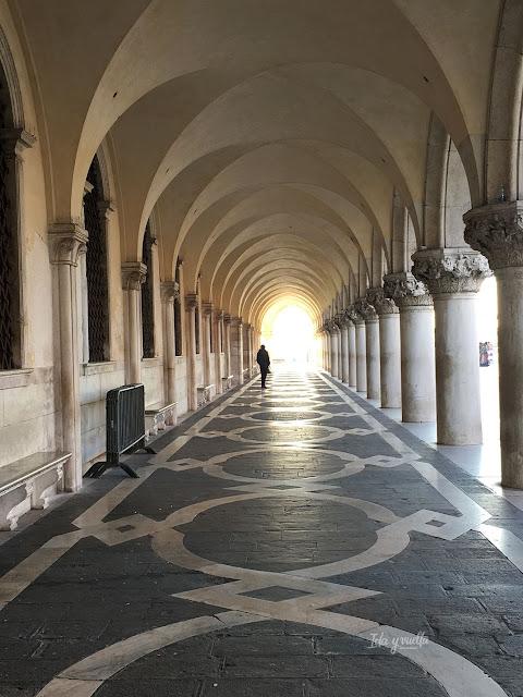 Venecia fotos soportales
