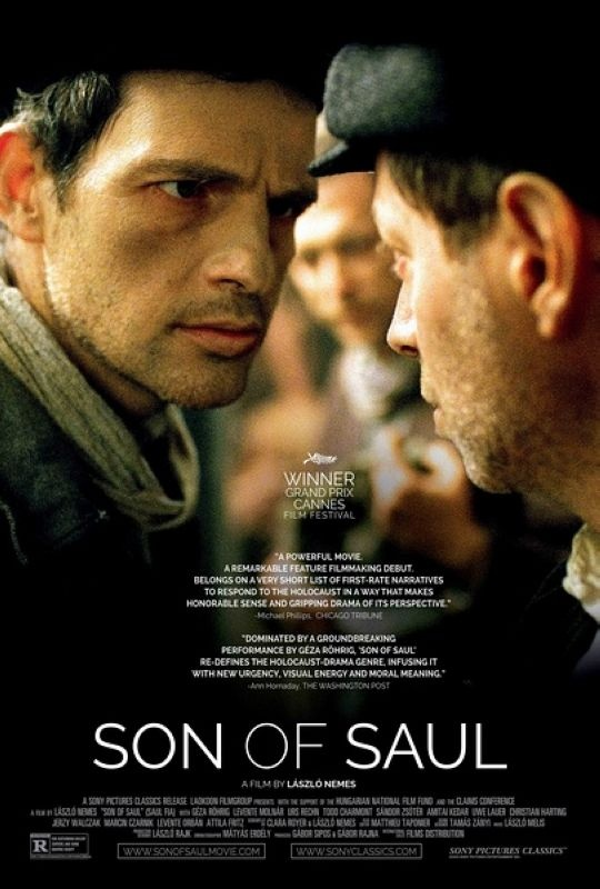 Son of Saul (2016) [HD]
