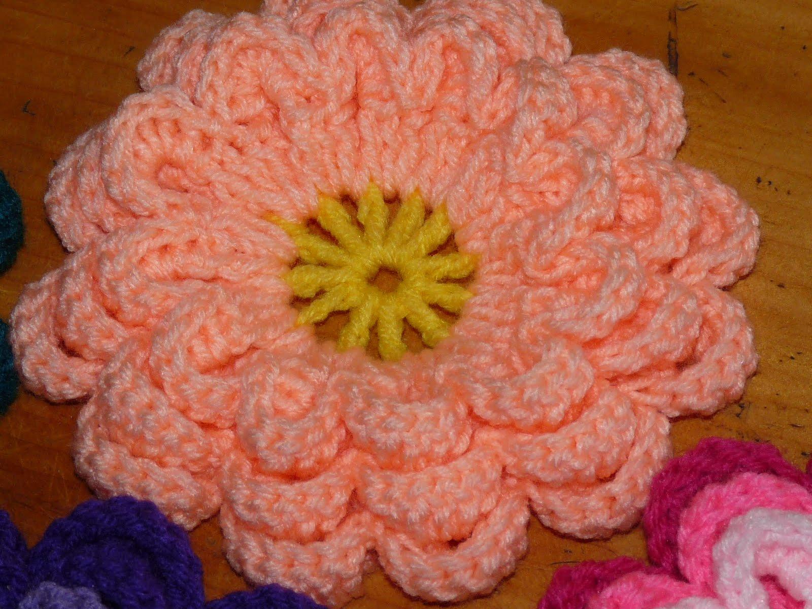 Various Japanese Flower Creations