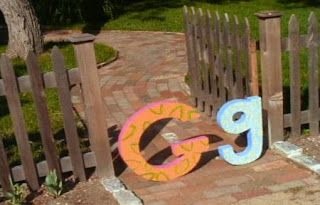 G You're Great is the song of big and small G. Sesame Street All Star Alphabet