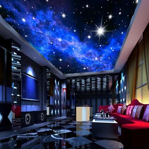 Stretch Ceiling Diy Designs
