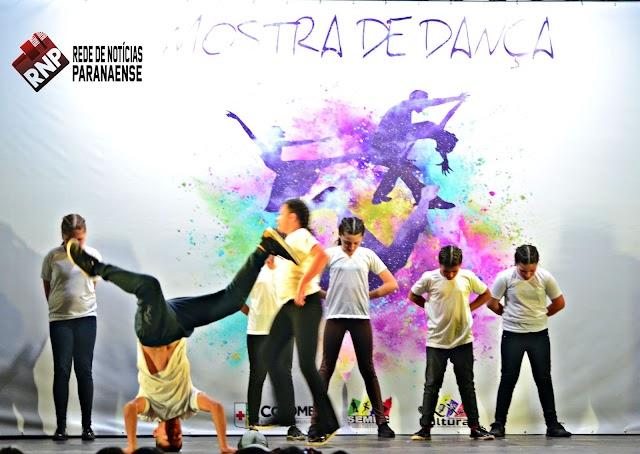 11º Mostra de Dança movimenta fim de semana em Colombo