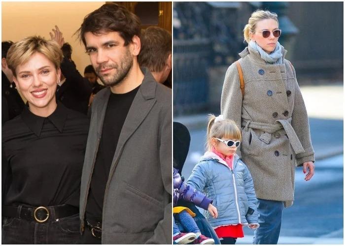 Scarlett Johansson espera primer hijo con esposo Colin Jost