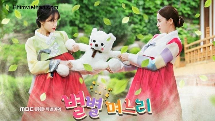 Phim muôn kiểu nàng dâu Hàn Quốc
