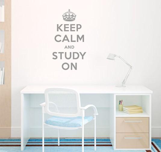 small study room decoration ideas